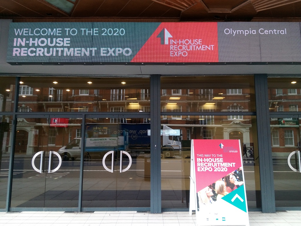 The 2020 In House Recruitment Expo Sum Up