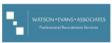 Watson Evans Associates